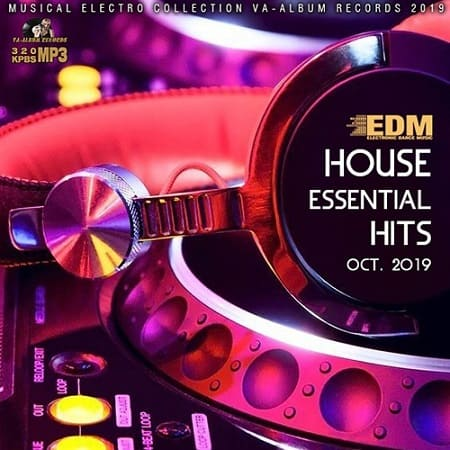 EDM House Essentials Hit (2019) MP3