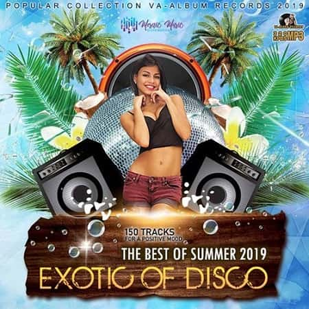 Exotic Of Disco: The Best Of Summer (2019) MP3