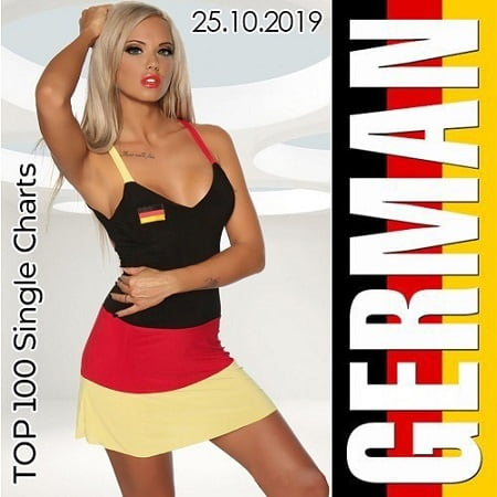German Top 100 Single Charts 25.10.2019 (2019) MP3
