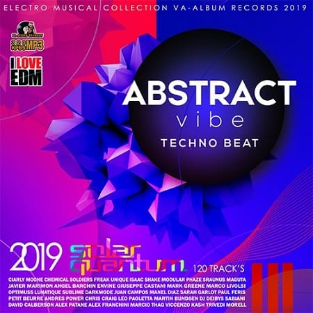 Abstract Vibe Techno Beat (2019) MP3