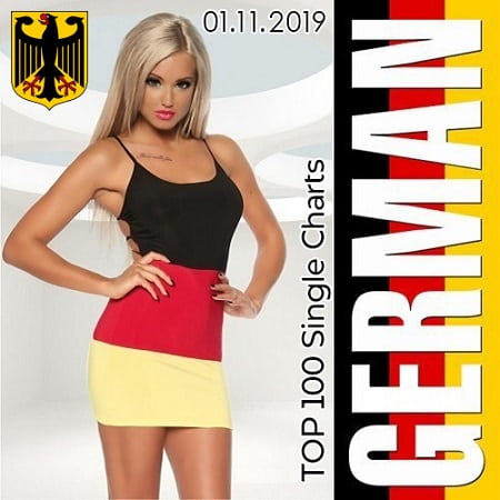 German Top 100 Single Charts 01.11.2019 (2019) MP3