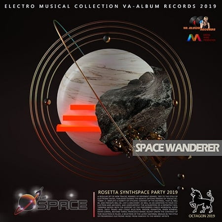 Space Wanderer: Synthspace Musical Collection (2019) MP3