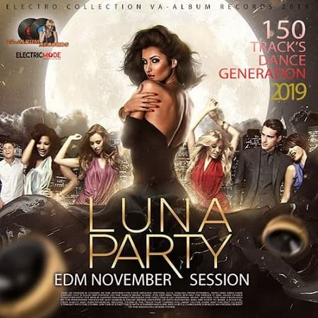Luna Party: EDM November Session (2019) MP3