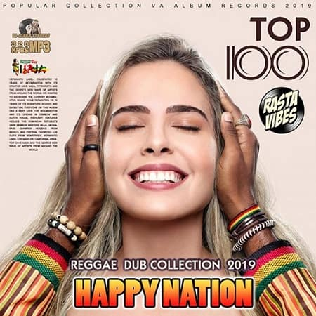 Happy Nation: Reggae Collection (2019) MP3