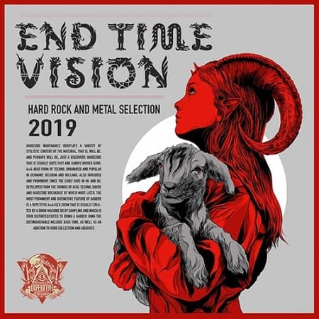 End Time Vision: Hard Rock And Metal Selection (2019) MP3