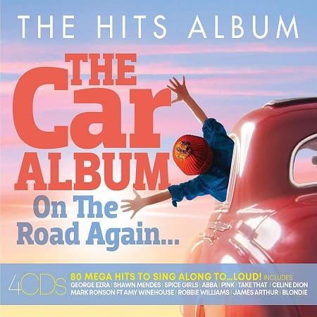 The Hits Album: The Car Album... On The Road Again [4CD] (2019) MP3