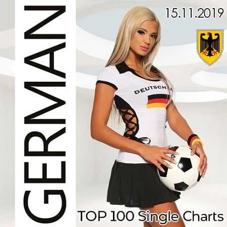 German Top 100 Single Charts 15.11.2019 (2019) MP3