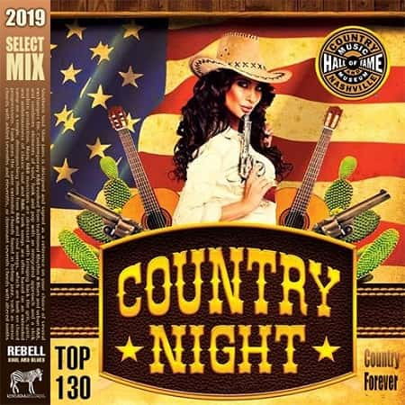 Country Night Top 130 (2019) MP3