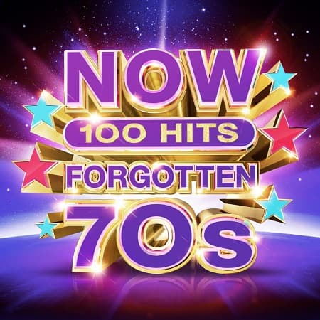 NOW 100 Hits: Forgotten 70s (2019) MP3