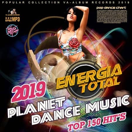 Planet Dance Music: Euromix Energia Total (2019) MP3