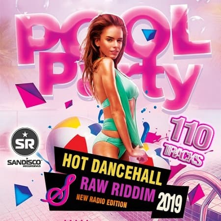 Hot Dancehall Pool Party (2019) MP3