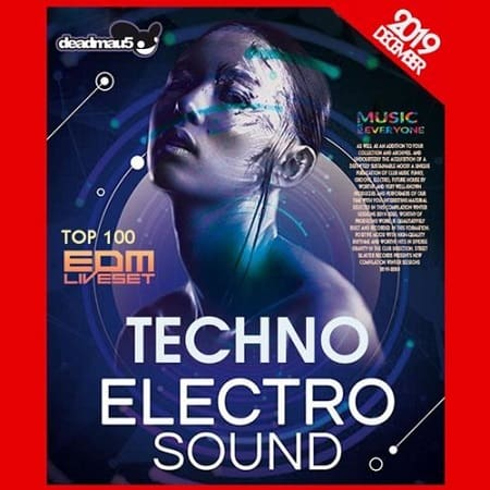Techno Electro Sound: EDM Liveset (2019) MP3