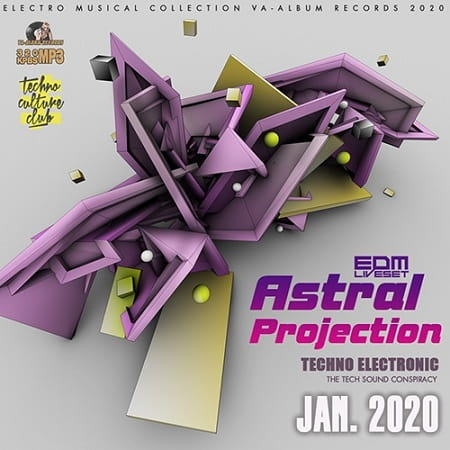 Astral Projection: Techno EDM Liveset (2020) MP3