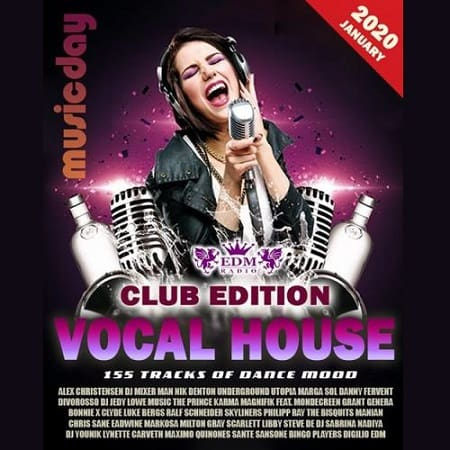 Vocal House: Club Edition (2020) MP3