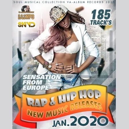 Rap & Hip Hop: New Music Releases (2020) MP3