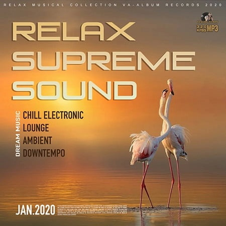 Relax Supreme Sound (2020) MP3