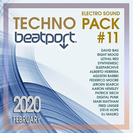 Beatport Techno: Electro Sound Pack #11 (2020) MP3