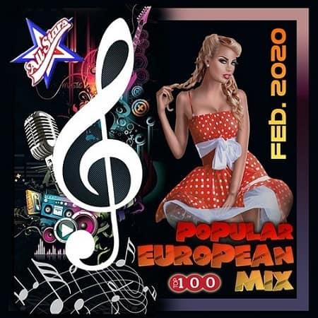 Popular European Mix (2020) MP3