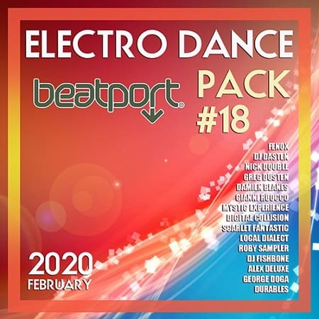 Beatport Electro Dance: Pack #18 (2020) MP3