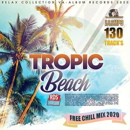 Tropic Beach: Free Chill Mix (2020) MP3