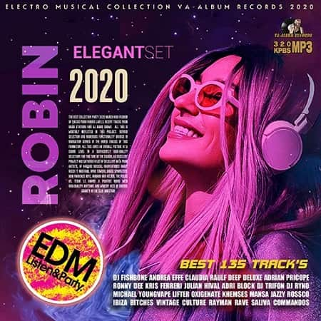 Robins Elegant Set (2020) MP3
