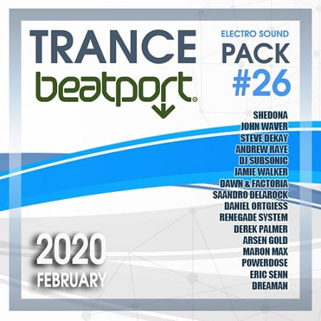 Beatport Trance: Electro Sound Pack #26 (2020) MP3