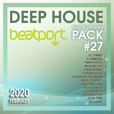 Beatport Deep House: Electro Sound Pack #27 (2020) MP3