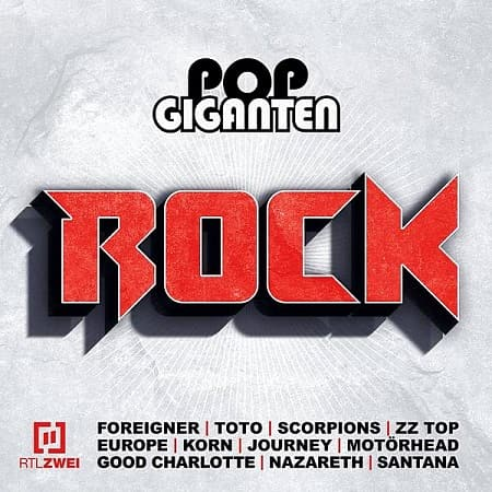 Pop Giganten Rock [3CD] (2020) MP3