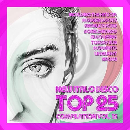 New Italo Disco Top 25 Vol.13 (2020) MP3