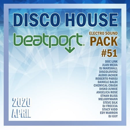 Beatport Disco House: Electro Sound Pack #51 (2020) MP3