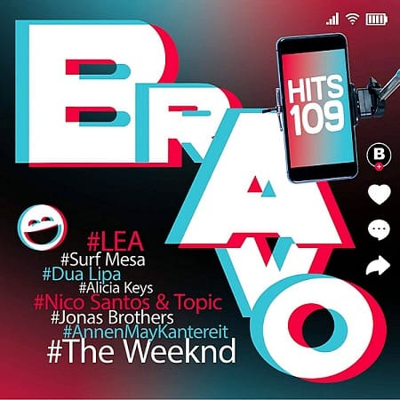 Bravo Hits Vol.109 [2CD] (2020) MP3