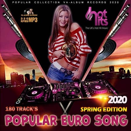 Popular Euro Song: Spring Edition  (2020) MP3