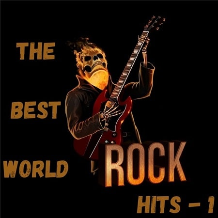 The Best World Rock Hits - 1 (2020) MP3