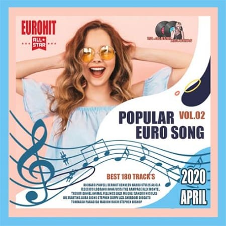 Popular Euro Song Vol.02 (2020) MP3