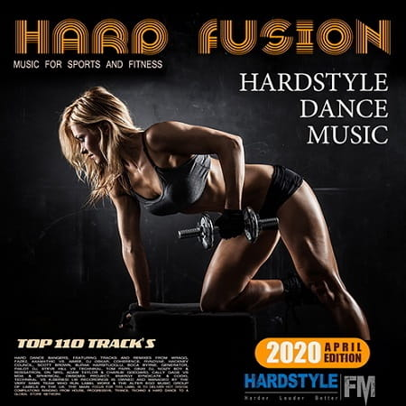 Hard Fusion: Hardstyle Music For Sport  (2020) MP3