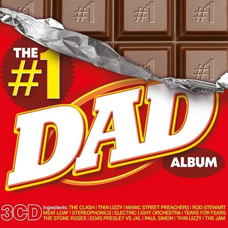 The #1 Dad Album [3CD] (2020) MP3