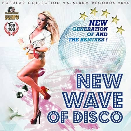 New Wave Of Disco (2020) MP3