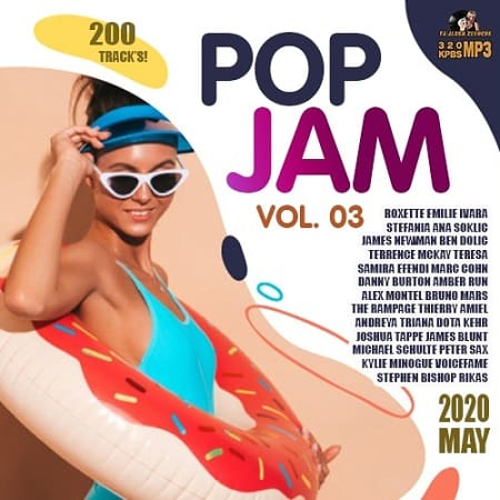 Pop Jam Vol.03 (2020) MP3