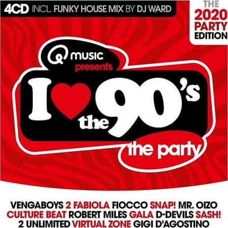 I Love The 90's - The 2020 Party Edition (2020) MP3