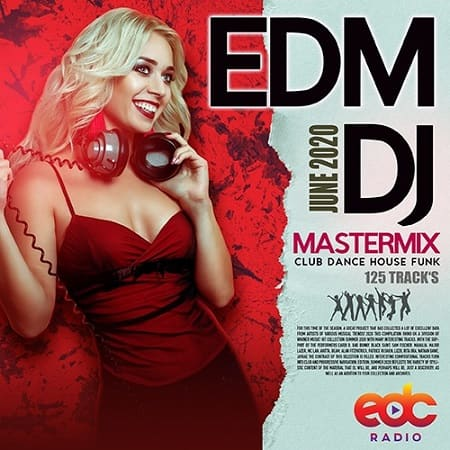 June EDM DJ Mastermix (2020) MP3