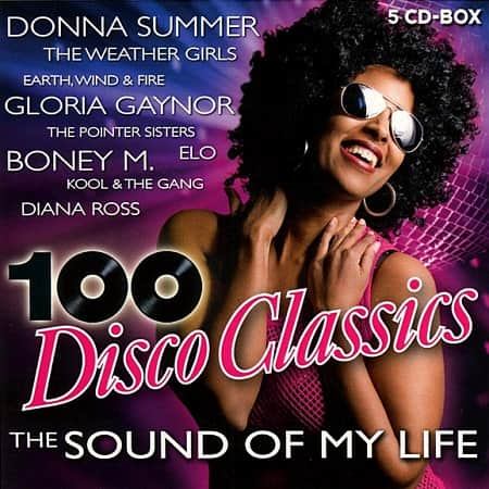 100 Disco Classics [5CD] (2020) MP3