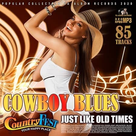 Cowboy Blues: Country Fest Music (2020) MP3