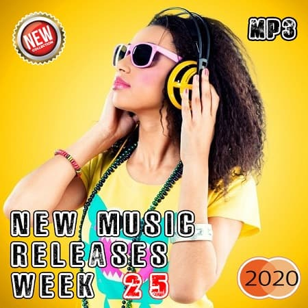 New Music Releases Week 25 (2020) MP3
