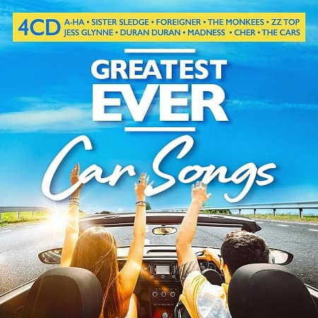 Greatest Ever Car Songs [4CD] (2020) MP3