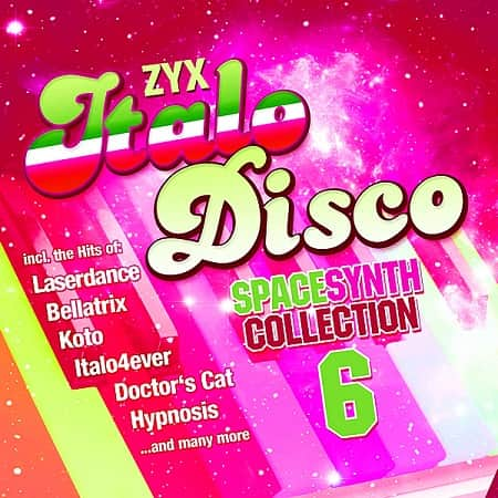 ZYX Italo Disco Spacesynth Collection 6 (2020) MP3