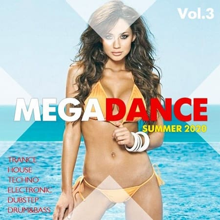 Mega Dance Vol.3 (2020) MP3