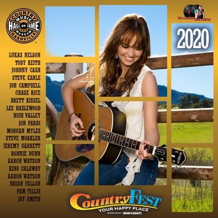 Country Fest: Your Happy Place (2020) MP3