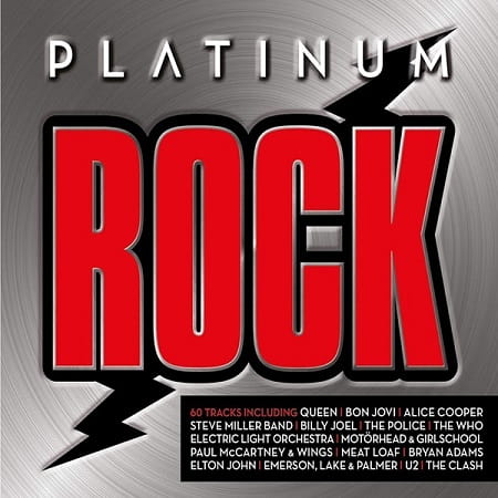 Platinum Rock [3CD] (2020) MP3