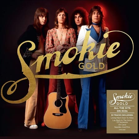 Smokie - Smokie: Gold [3CD] (2020) MP3