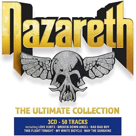 Nazareth - The Ultimate Collection [3CD] (2020) MP3